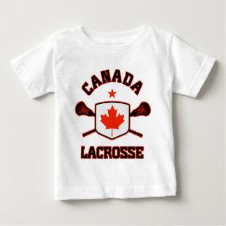 カナダ ベビーTシャツ