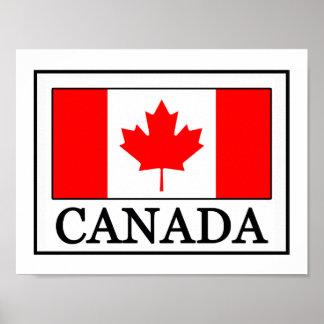 カナダ ポスター