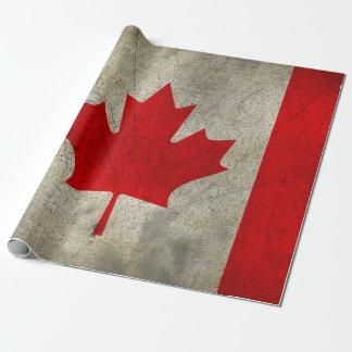 カナダ ラッピングペーパー