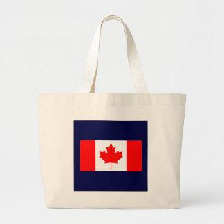 カナダ ラージトートバッグ