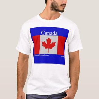 カナダ(前部) Tシャツ