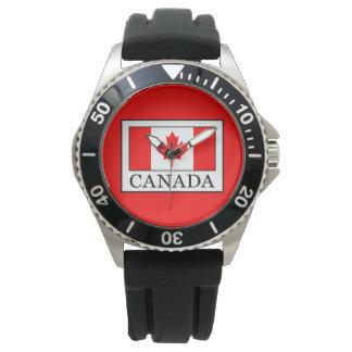 カナダ 腕時計