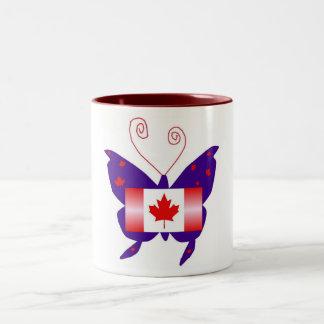 カナダ|花型女性歌手|蝶 マグ