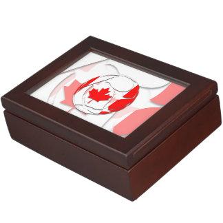カナダ#1 ジュエリーボックス
