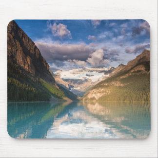 カナダ- Lake Louiseのmousepad マウスパッド