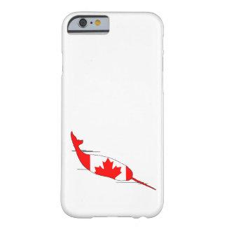 カナダNarwhal Barely There iPhone 6 ケース