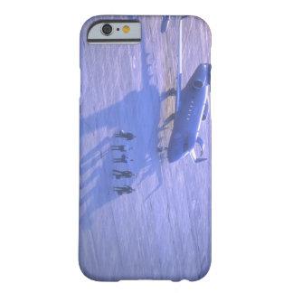 カナディアChallenger_Militaryの航空機 Barely There iPhone 6 ケース