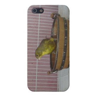 カナリア色の昔の浴槽 iPhone 5 ケース