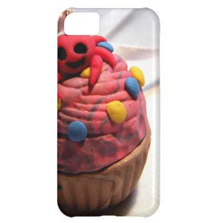 カニのカップケーキ iPhone5Cケース