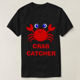 カニのキャッチャー3 Tシャツ