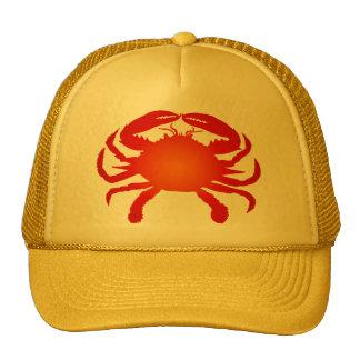 カニの帽子 トラッカー帽子