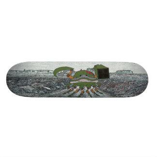 カニロボG 20CM スケートボードデッキ