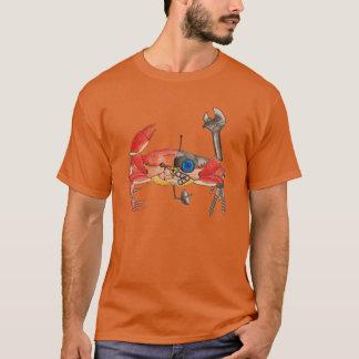 カニ馬蝿の幼虫 Tシャツ