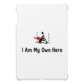 カヌーのスラロームの英雄 iPad MINIケース