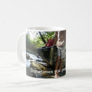 カヌーのマグ コーヒーマグカップ
