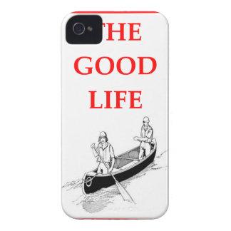 カヌーをこぐこと Case-Mate iPhone 4 ケース