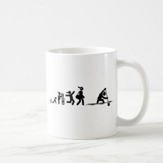 カヌースプリント コーヒーマグカップ