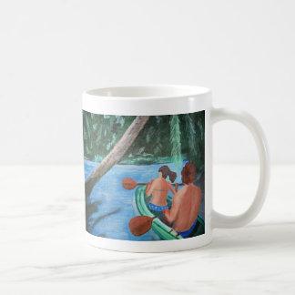 カヌー コーヒーマグカップ