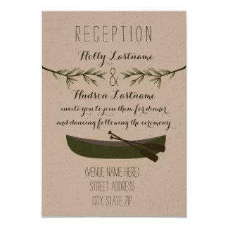 カヌー + 常緑樹は結婚披露宴分岐します カード