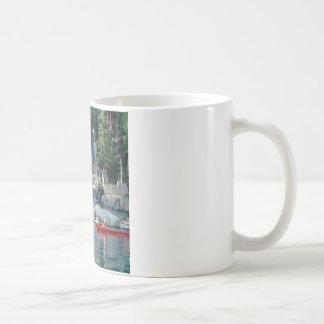 カヌーTahoeで見る湖の視力 コーヒーマグカップ