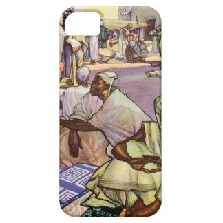 カノナイジェリアの市場 iPhone SE/5/5s ケース