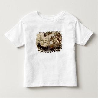 カノEitokuのMuromanchiの期間著Cypress トドラーTシャツ