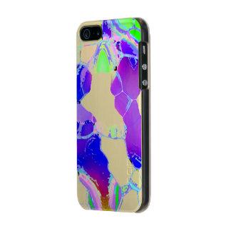 カバーとブラシをかけられたアルミニウム終わりのiPhone メタリックiPhone SE/5/5sケース