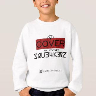 カバーはSqueakersのためです スウェットシャツ
