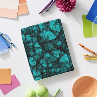 カバーiPad 2/3/4のフラクタルの芸術 iPadスマートカバー