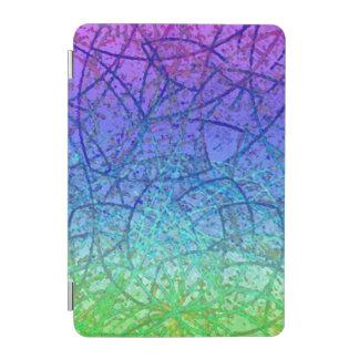 カバーiPad Miniのグランジな芸術の抽象芸術 iPad Miniカバー