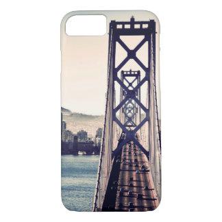 カバーiphone 7のサンフランシスコ橋 iPhone 8/7ケース