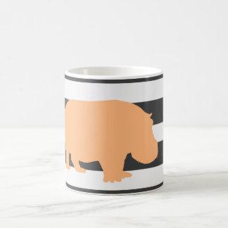 カバ コーヒーマグカップ