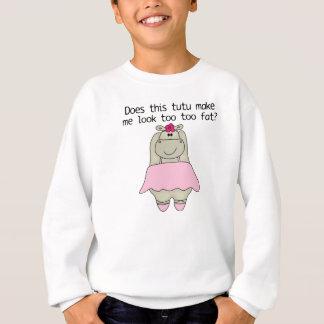 カバTu Tuの脂肪 スウェットシャツ