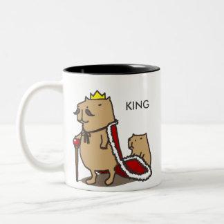 カピバラの王。 マグ