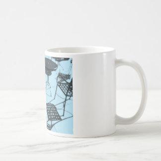 カフェの不精な午後 コーヒーマグカップ