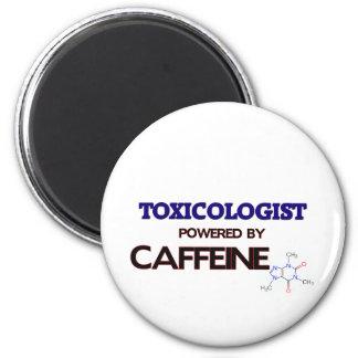 カフェインによって動力を与えられる毒物学者 マグネット