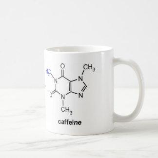 カフェインのマグ コーヒーマグカップ