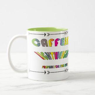 カフェイン軽量 ツートーンマグカップ