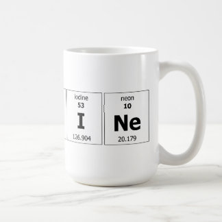 カフェイン コーヒーマグカップ