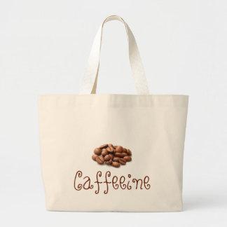 カフェイン ラージトートバッグ