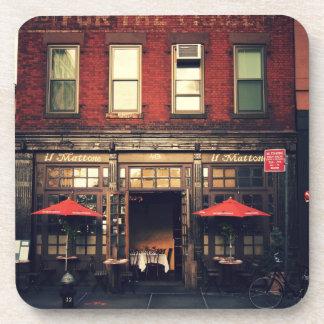 カフェ-ニューヨークシティ コースター
