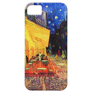 カフェTerrace Place du Forumゴッホのファインアート iPhone SE/5/5s ケース