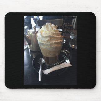 カフェViennois -ウィップクリーム パリの多く マウスパッド