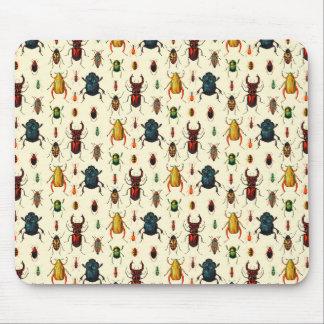 カブトムシの変化 マウスパッド