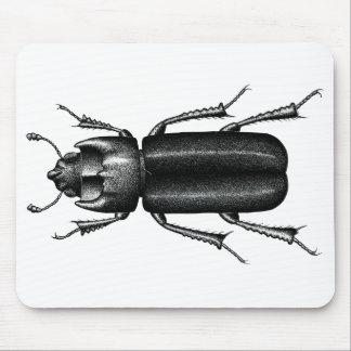 カブトムシ マウスパッド
