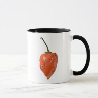 カプサイシンのマグ マグカップ
