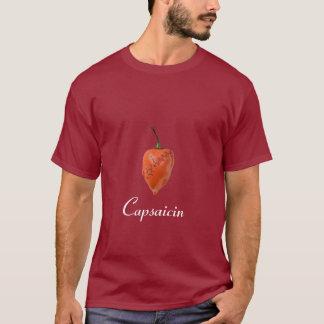 カプサイシン Tシャツ