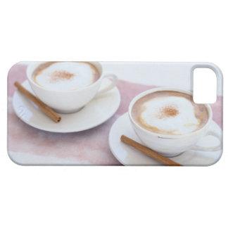 カプチーノ iPhone SE/5/5s ケース