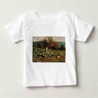 カボチャパッチ ベビーTシャツ