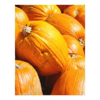 カボチャパッチ、秋のイベントのフライヤ チラシ